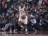 Kyle Lowry in action for the Toronto Raptors on December 22, 2019