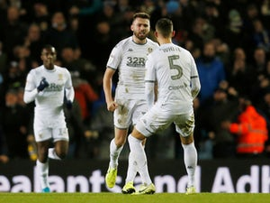 Leeds salvage late draw against Preston