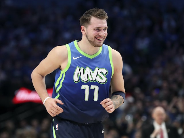 NBA roundup: Luka Doncic stars for Dallas on return from injury