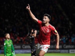 Macauley Bonne brace helps Charlton to comeback win over Bristol City