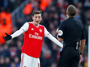 Mesut Ozil 'holds talks with DC United'