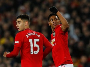 Anthony Martial scores twice as Manchester United punish Newcastle