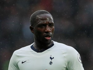 Moussa Sissoko eyeing injury return when football resumes