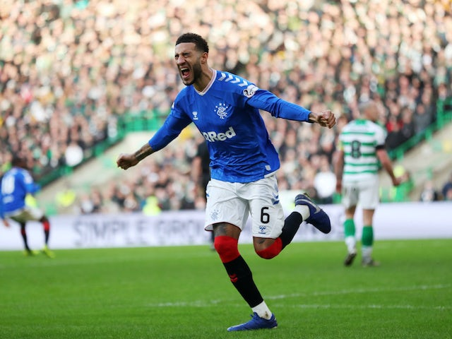 Result: Rangers win Old Firm derby to close gap on Celtic in title race