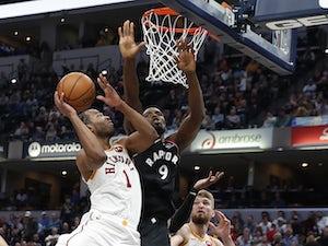 NBA roundup: Indiana Pacers end Toronto Raptors' winning run