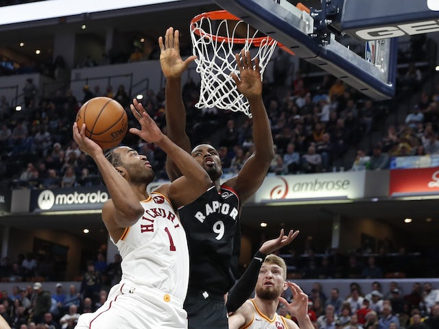 NBA roundup: Indiana Pacers end Toronto Raptors' winning run