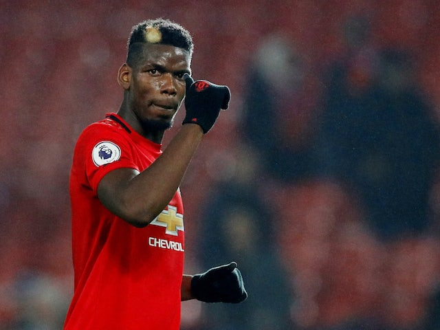 Mino Raiola refuses to rule out Paul Pogba summer exit