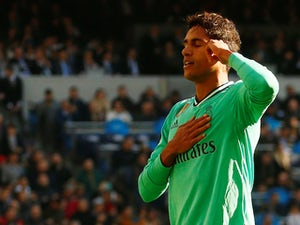 Real Madrid 'refuse to sell Raphael Varane'