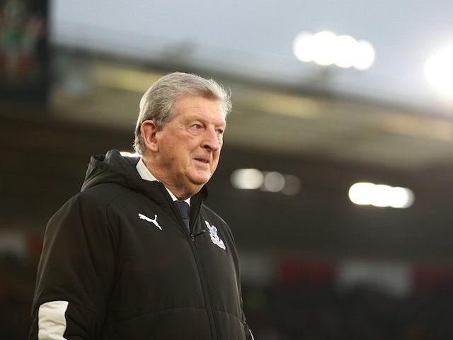Palace boss Roy Hodgson: