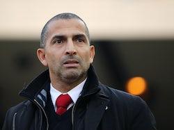 Nottingham Forest manager Sabri Lamouchi on December 29, 2019