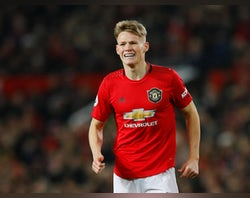 Scott McTominay could make Manchester United return against Watford