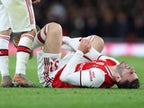 Arsenal team news: Injury, suspension list vs. Olympiacos