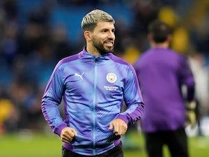 Sergio Aguero agent rubbishes exit speculation
