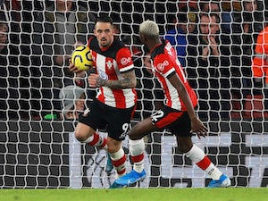 In-form Danny Ings rescues point for Southampton against Crystal Palace