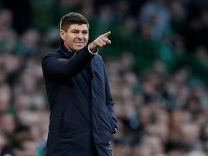 "Steven Gerrard admits he was ""bored"" by Rangers win over Stranraer"