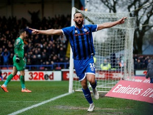 Aaron Wilbraham not thinking of retirement after rescuing Rochdale replay