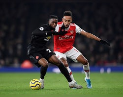 Arsenal 'put £50m asking price on Aubameyang'