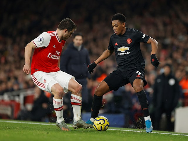 Arsenal 'wanted Martial from United in Sanchez swap'