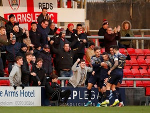 Barnsley safely through to FA Cup fourth round