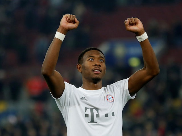 Chelsea 'approach Bayern to discuss David Alaba'
