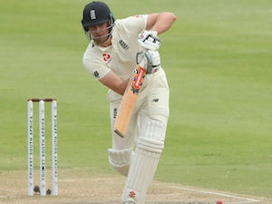 Dom Sibley puts England in strong position in Cape Town
