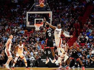 NBA roundup: Miami Heat claim low-scoring victory over Toronto Raptors