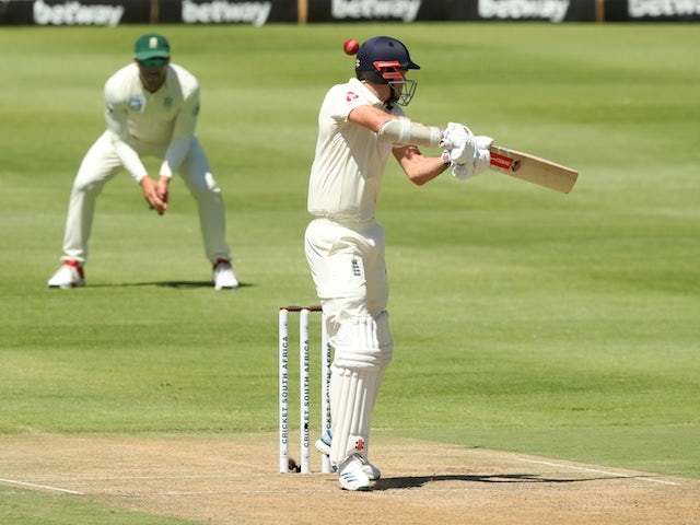 England bowled out for 269 by South Africa