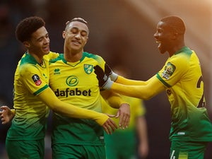Adam Idah hat-trick fires Norwich into FA Cup fourth round