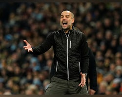 """Pep Guardiola admits Liverpool form has been """"overwhelming"""" this season"""