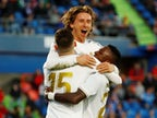 Result: Real Madrid make winning return to action at Getafe