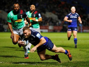 Sale up to third with dominant win over Harlequins