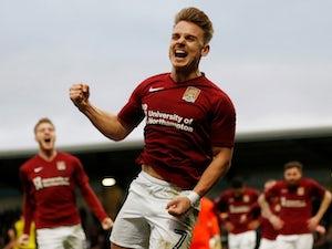 League Two Northampton through to FA Cup fourth round