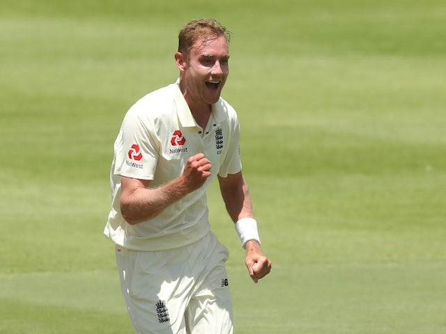 Stuart Broad, James Anderson lead England fightback before lunch