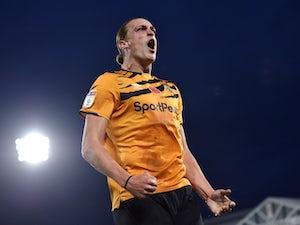 Grant McCann hails Hull hat-trick hero Tom Eaves