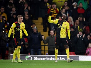 Watford move within one point of safety with win over Wolves