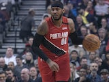 Carmelo Anthony in action for Portland Trail Blazers on January 7, 2020