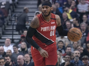 NBA roundup: Carmelo Anthony leads late rally as Portland defeat Toronto