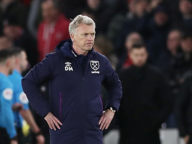 David Moyes: 'West Ham aware of how important Brighton game is'