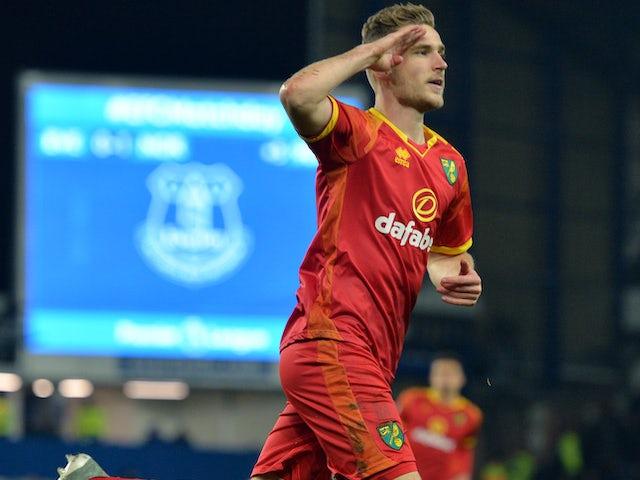 Dennis Srbeny rejoins Paderborn from Norwich