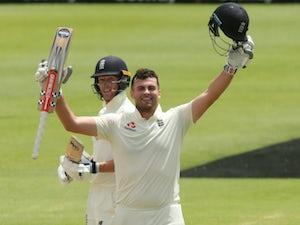 Sibley hits maiden Test ton as England rack up runs