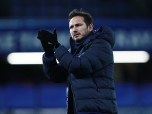 Frank Lampard: 'Chelsea must accept fighting for fourth for now'