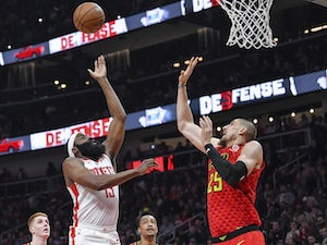 NBA roundup: James Harden 40-point triple double inspires Houston to victory