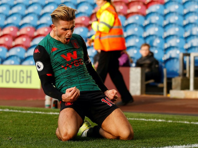Manchester City 'enter race for Jack Grealish'