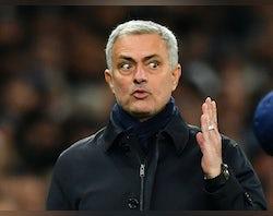 Tottenham players 'growing unhappy under Mourinho'