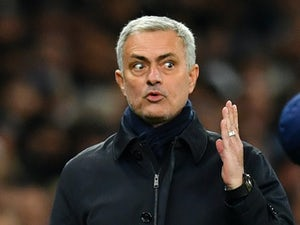 Jose Mourinho unhappy with timing of Tottenham's winter break