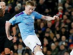 Kevin De Bruyne: 'Manchester City will be failures if bow out to Real Madrid'