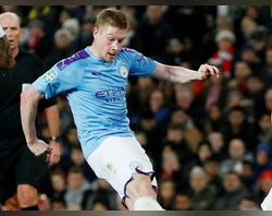 Man City ban 'to cost De Bruyne £2.5m'
