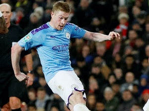 Man City ban 'to cost De Bruyne £2.5m'