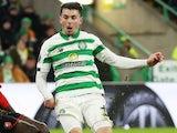 Lewis Morgan in action for Celtic on November 28, 2019