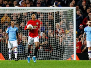 Coronavirus latest: Marcus Rashford grilled by young Man City fan